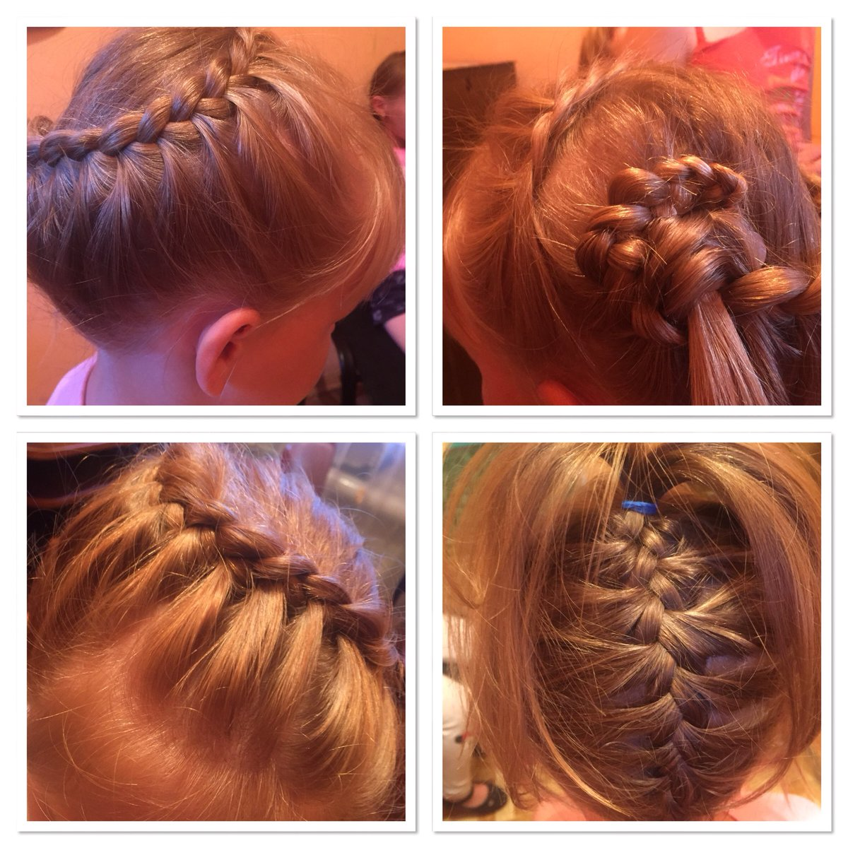 часть фотографий плетение кос фото пошагово для начинающих детям время пробовал
