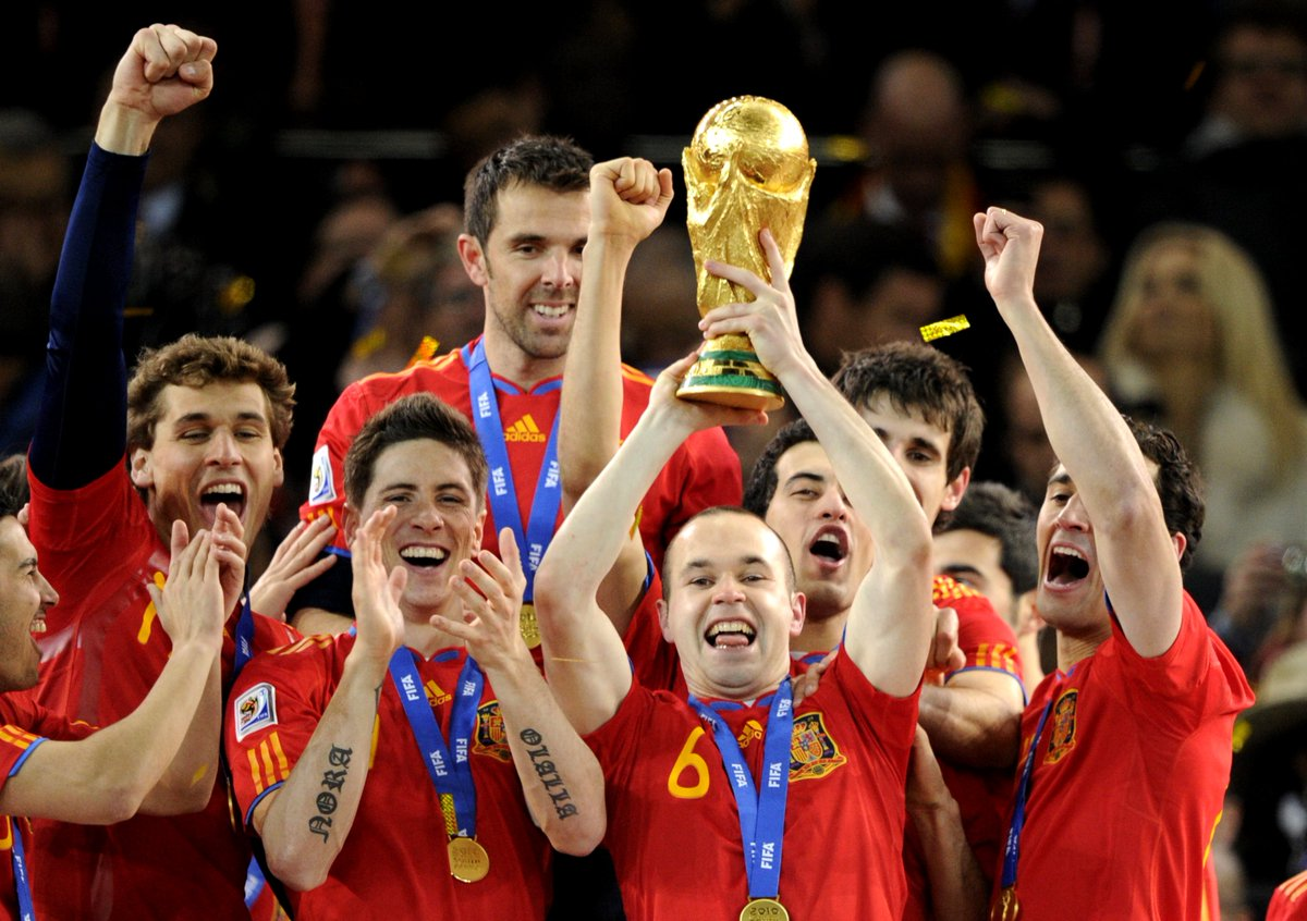 BREAKING: Andres Iniesta has announced his retirement from international football. #ESP