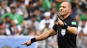 dinamarca vs francia arbitro