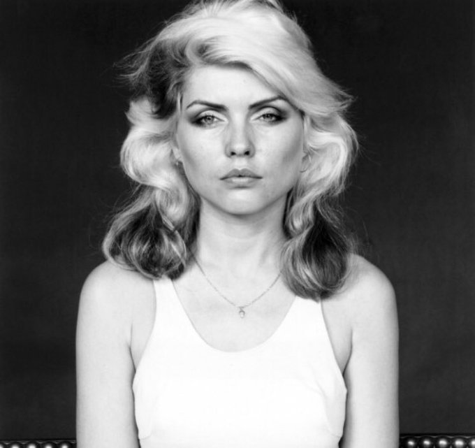 Happy birthday Deborah Harry! Thanks for all the amazing music and inspiration