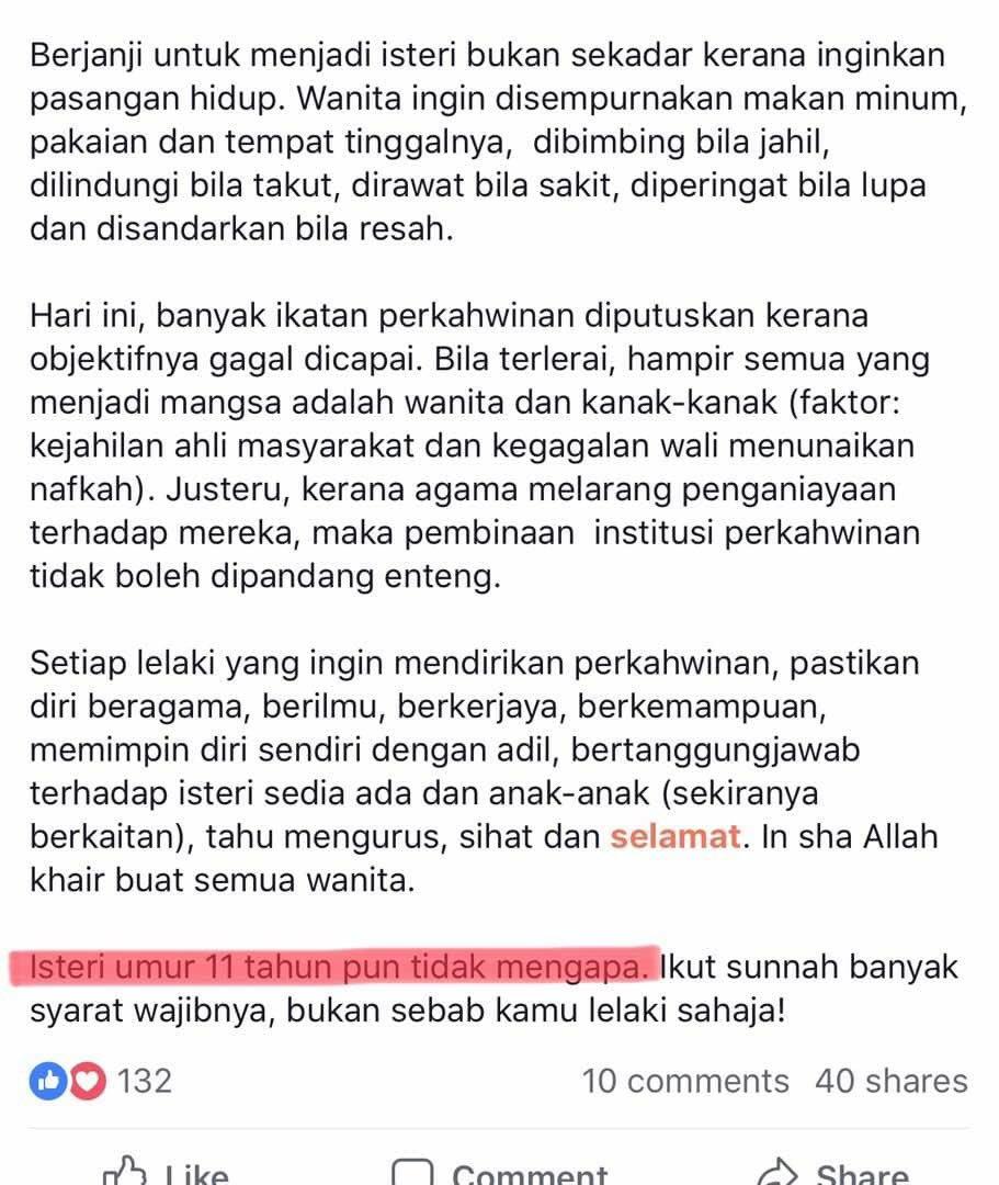 Aminahtul Marrdiah (LYSA)'s tweet -