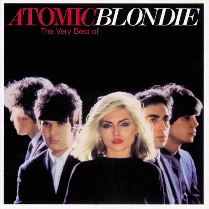 Heart Of Glass by Blondie. Happy birthday Deborah Harry.