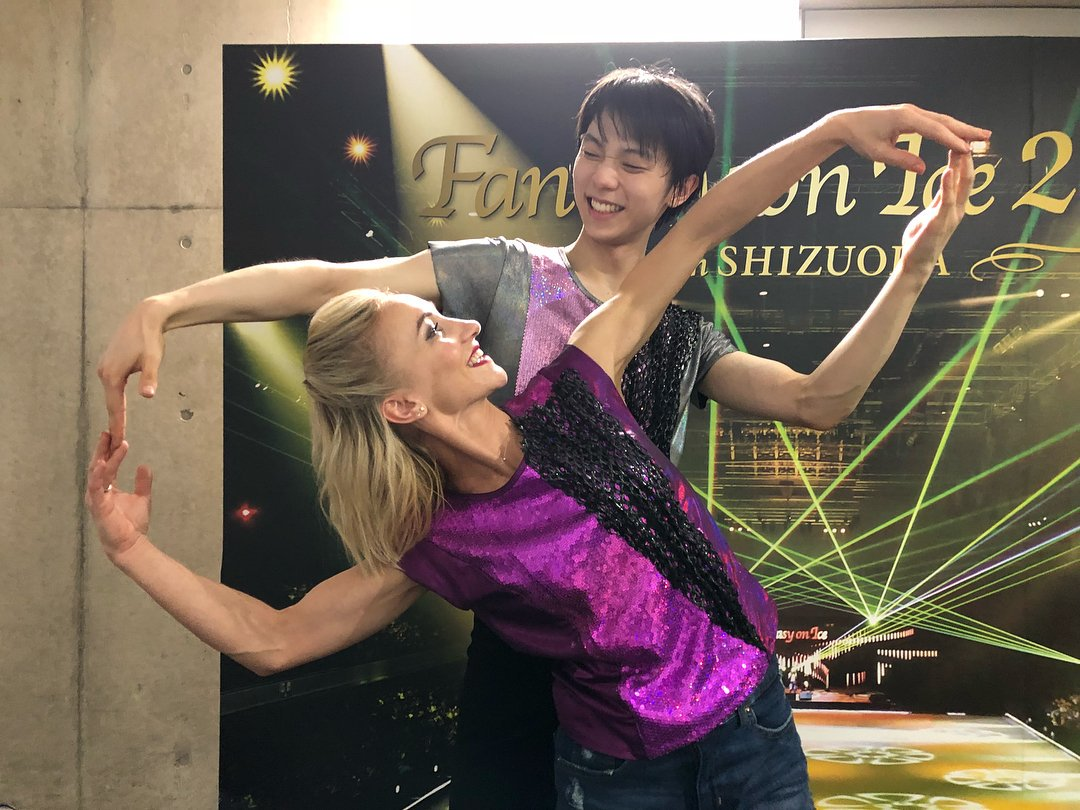 fantasy on ice 2018 in shizuoka day 3