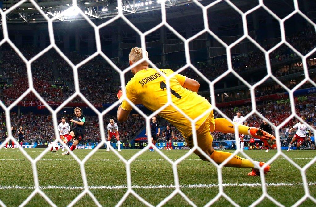 Video: Croatia vs Đan Mạch