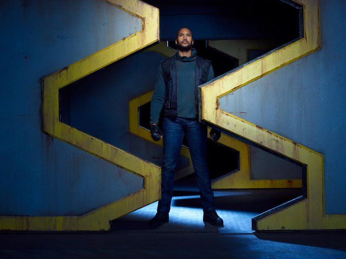 Happy Birthday to the incredible Henry Simmons from all of us at Marvel\s