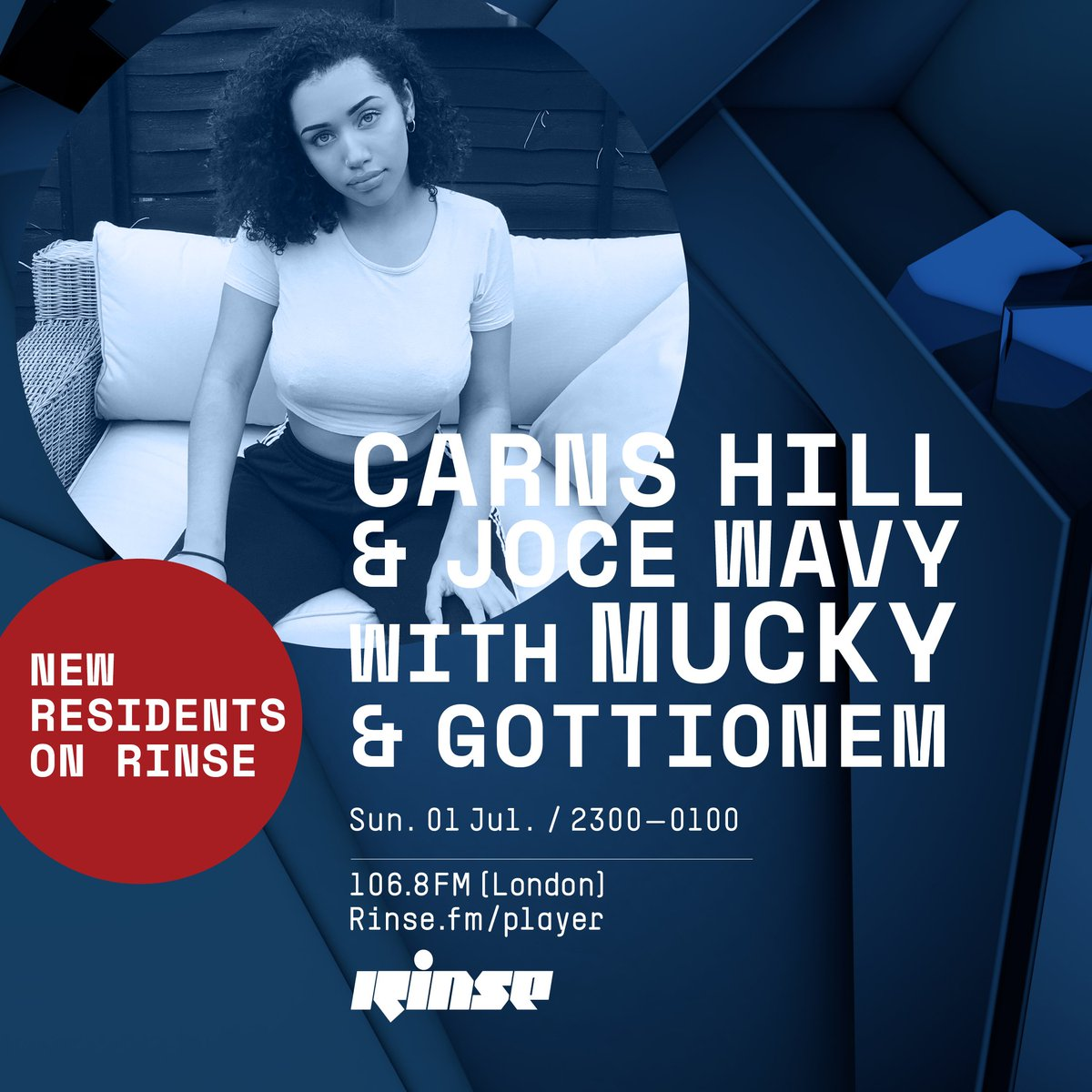 rinse fm on twitter live right now it s carnshill jocewavy