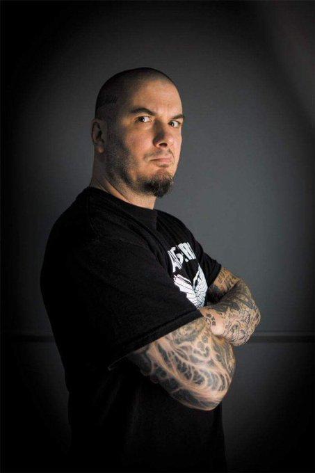 "Philip Hansen \""Phil\"" Anselmo (ex.Pantera)  Birth 1968.6.30 ~ Happy Birthday"