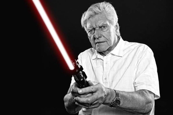 Happy 83rd Birthday, David Prowse!