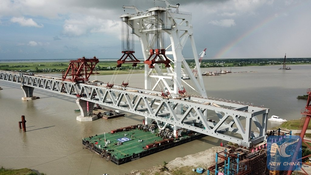 padma bridge project The bridge project would, to a large extent, be a learning process we don't know how long it will take, but we are certain we can develop the software and hardware to make this project happen.