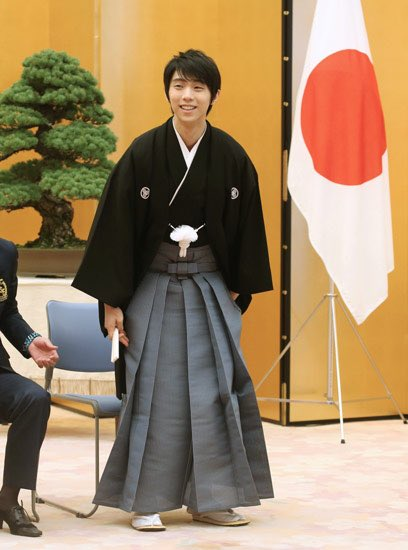 Юзуру Ханью / Yuzuru HANYU JPN - Страница 49 DhEXdtkVMAA-GHm