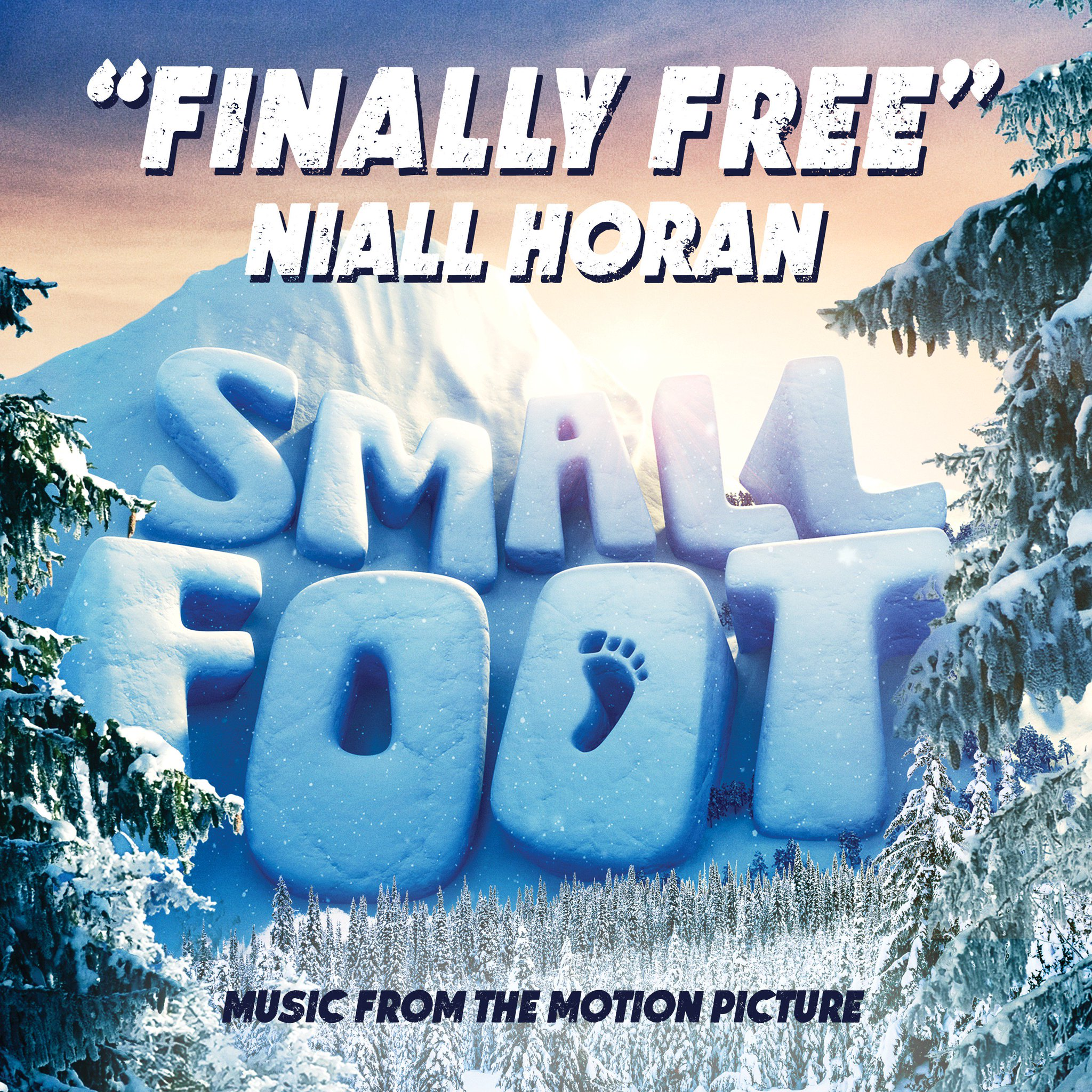 Delighted to announce my song 'Finally Free' for @Smallfootmovie . It will be released 6th July #Smallfoot https://t.co/9tSkt3V1oE