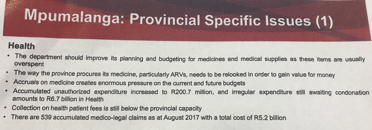 Attractive Extrapolate This Across Other Provinces And The Scale Of Looting And  Maladministration In Health Is Clear. NHI Will Simply Increase The Pool Size  For This ...