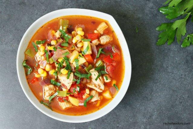 Easy Homemade Cajun Chicken Soup Recipe in the Crockpot https://t.co/2ar6esZnDt https://t.co/BMTp9eJhz9