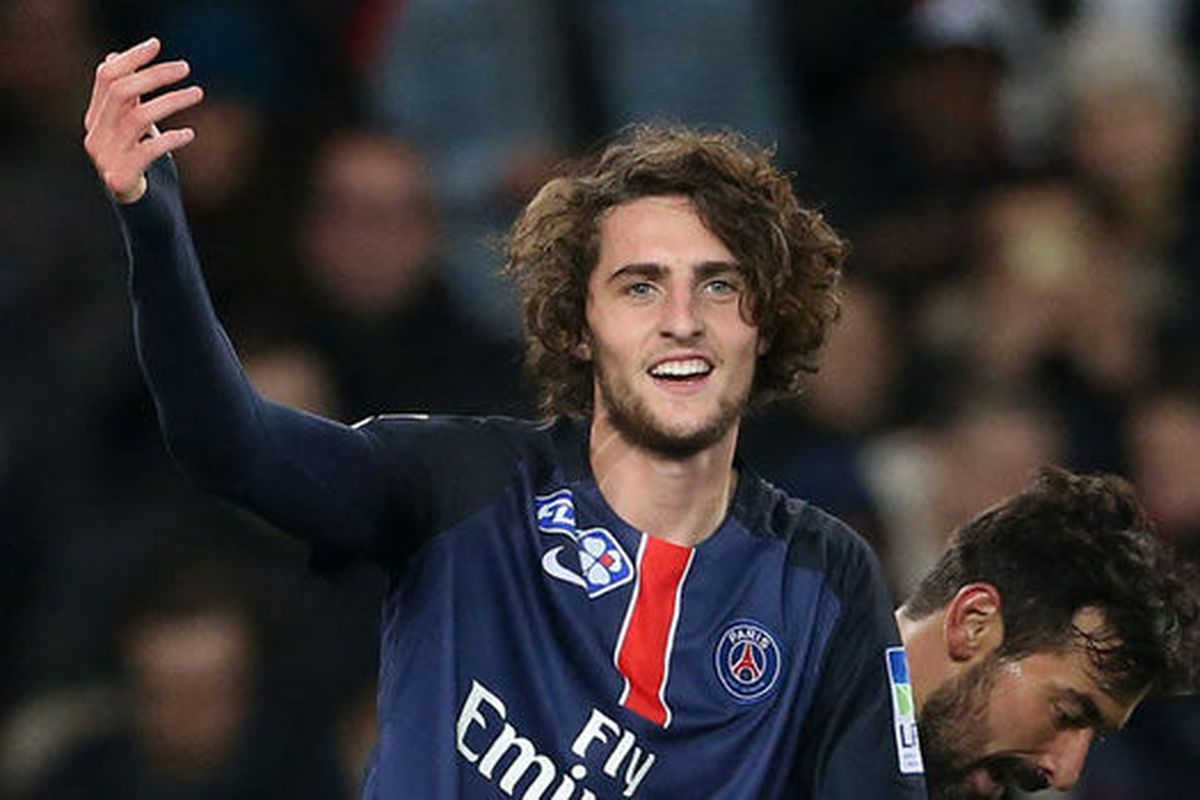 Image result for adrien rabiot move to juventus