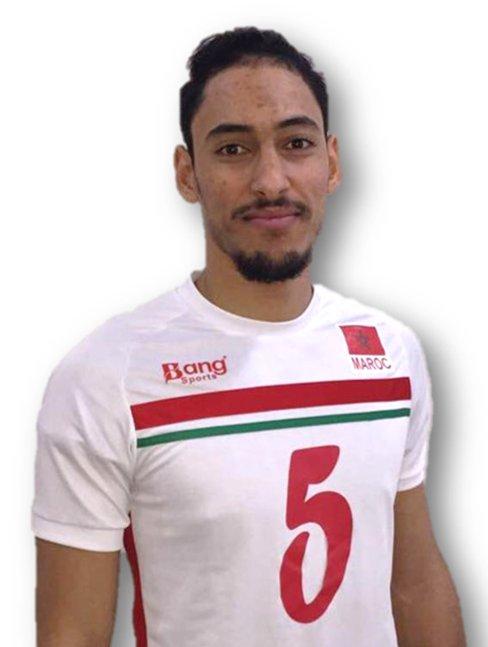 L'international marocain 🇲🇦 Brahim Ameur, 25 ans (1,97 m) rejoint le...