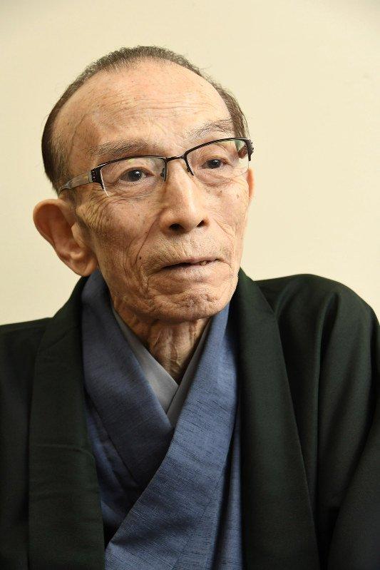 【訃報】桂歌丸さん81歳https://t.co/8pOIg6eiPR