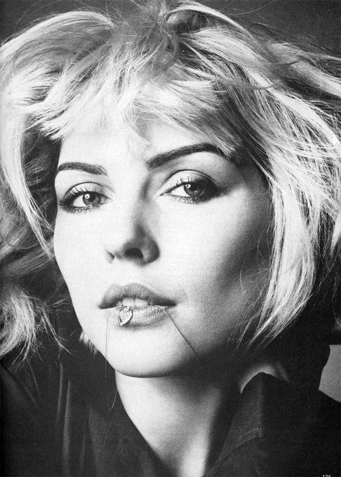 July 1, 1945    Deborah Harry Happy Birthday!