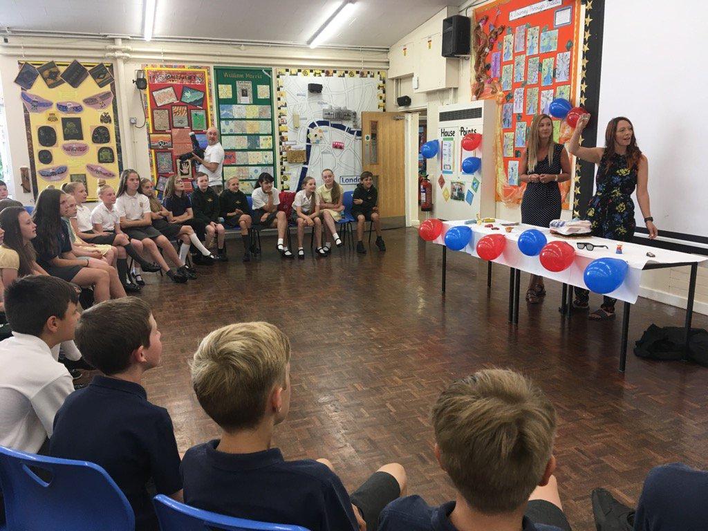 School Pupils Reunited With Lost Time Capsule Granada