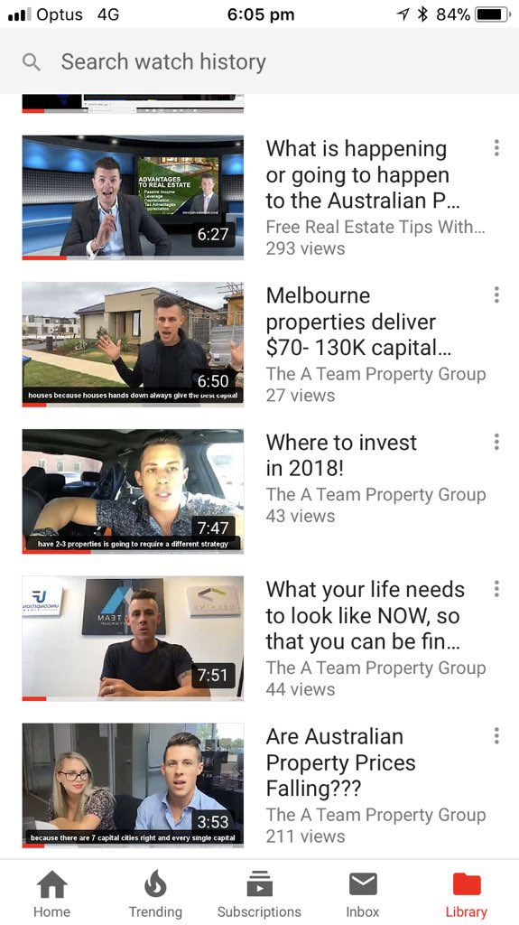 the a team property group