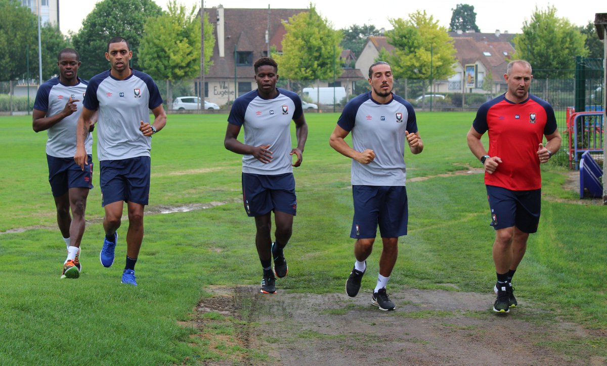 Note: Reprise - Matchs Amicaux 2018/2019 - Page 2 DhFiME0XUAACX4B