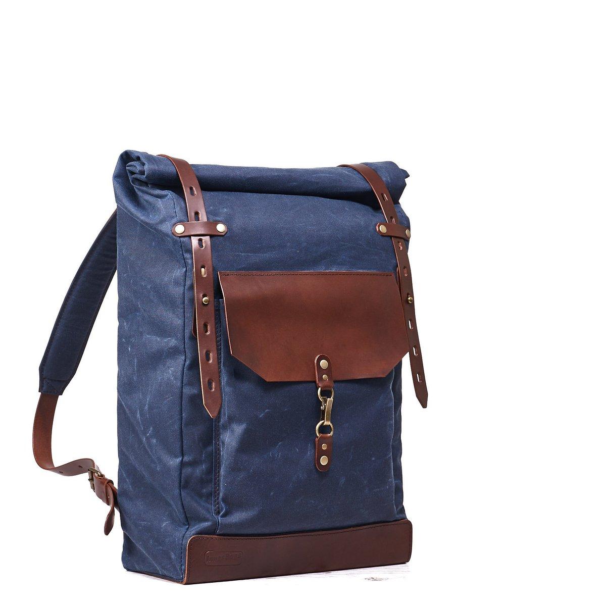 https   buff.ly 2Kf7vmK  waxedcanvas  leather  waxedcanvasbag  backpack   rolltopbag  rolltopbackpack  handmade   handmadebagpic.twitter.com T3eq2rQqss 041ee9911b53a