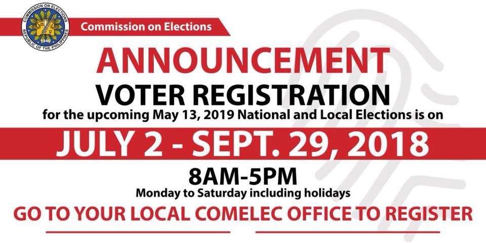 COMELEC on Twitter: