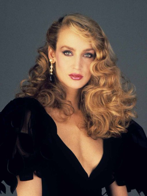 Happy Birthday to the beautiful Jerry Hall! Xxx
