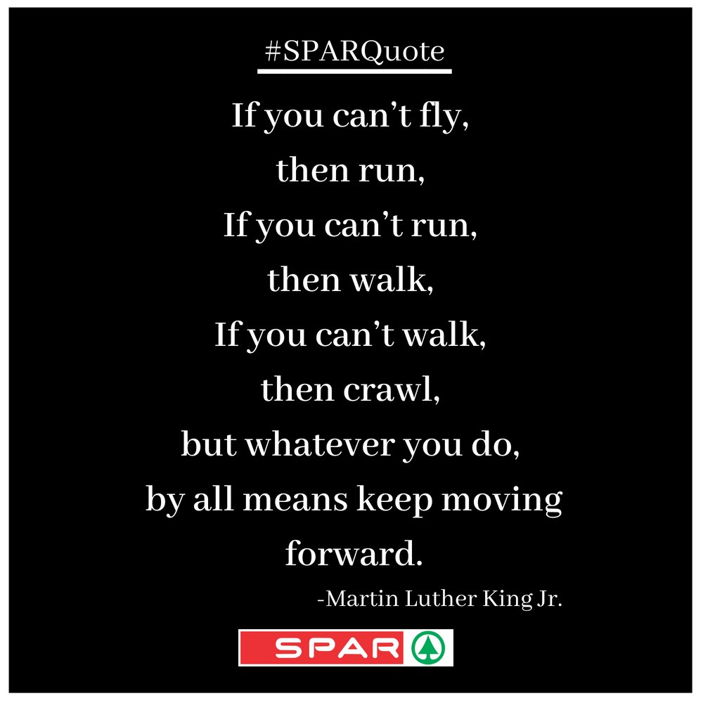 Spar Nigeria On Twitter Always Try Regardless Of The Obstacles