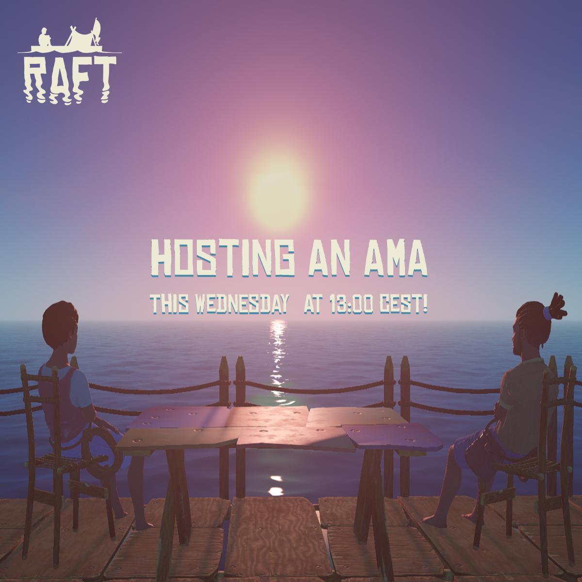Raft on Twitter: