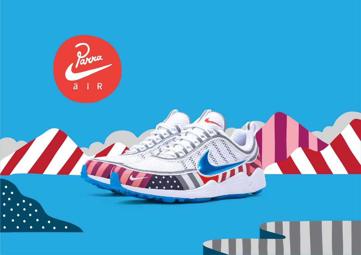 purchase cheap ff8c1 758c4 heres an official look at the upcoming air max 1 and zoom spiridon  offerings from parra