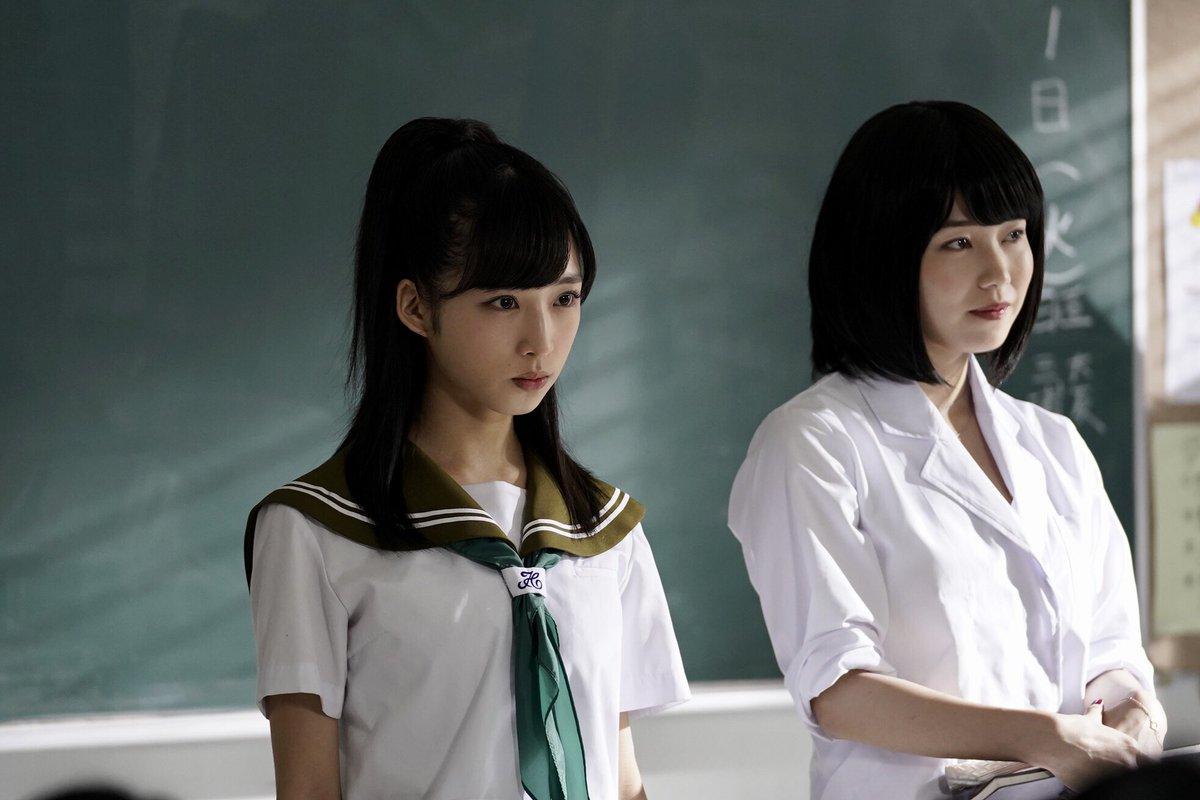 """DhGDtWZVQAIoi9j - 【AKB48】「2万年に1人の美少女」小栗有以、強い眼差しにノックアウト """"平成のジャンヌダルク""""に"""
