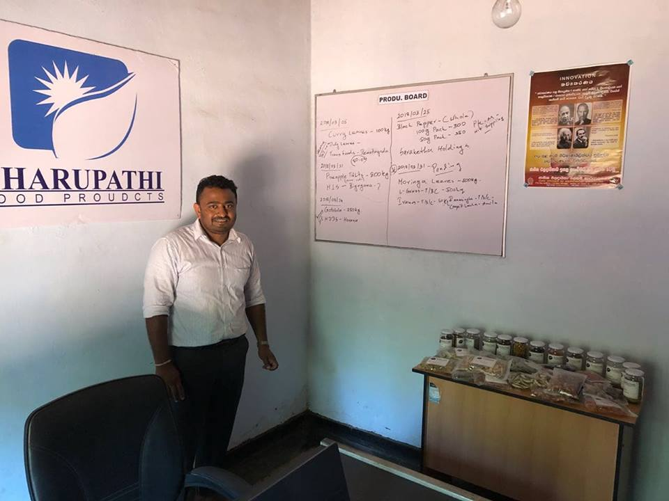 ecofeel foods makes dehydrated snacks from fruits and veges sourced from local farmers in matale women are involved in the entire production process