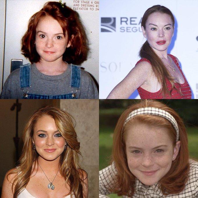 Happy 32 birthday to Lindsay Lohan .hope that she a wonderful birthday.