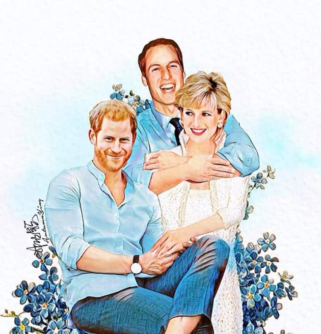 Happy Heavenly Birthday Princess Diana.