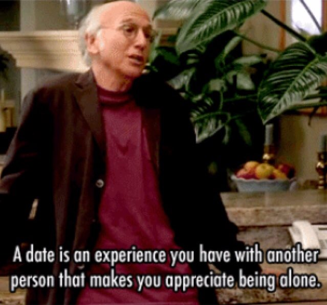 Happy birthday to the most amazing man on the planet and one of the great philosophers of our time, Larry David.