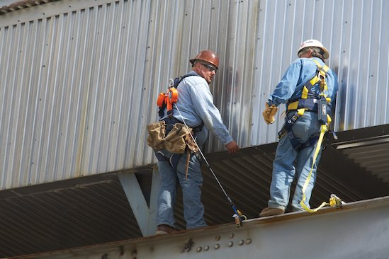 Diversified fall protection fallprotect twitter if your employees are working over dangerous equipment machinery or any hazard into which they could fall they must have fall protection at all times publicscrutiny Gallery
