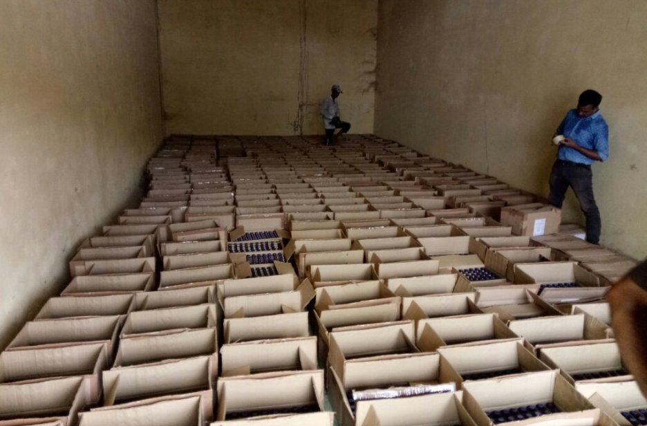 NCB and FDCA, Gujarat arrest 3, seize over 40000 cough syrup bottles worth around Rs 47 lakhs