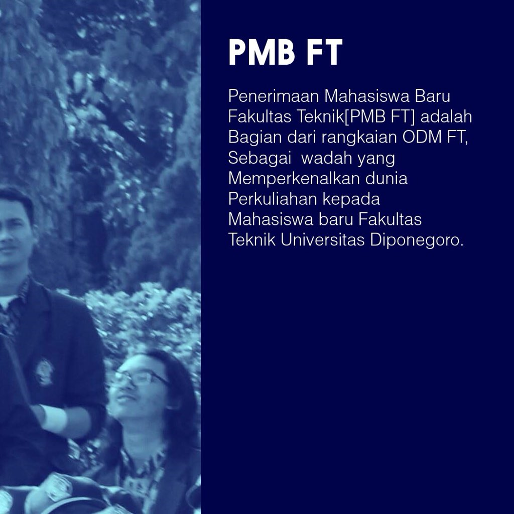 ODM FT UNDIP 2018 (@odmftundip) | Twitter