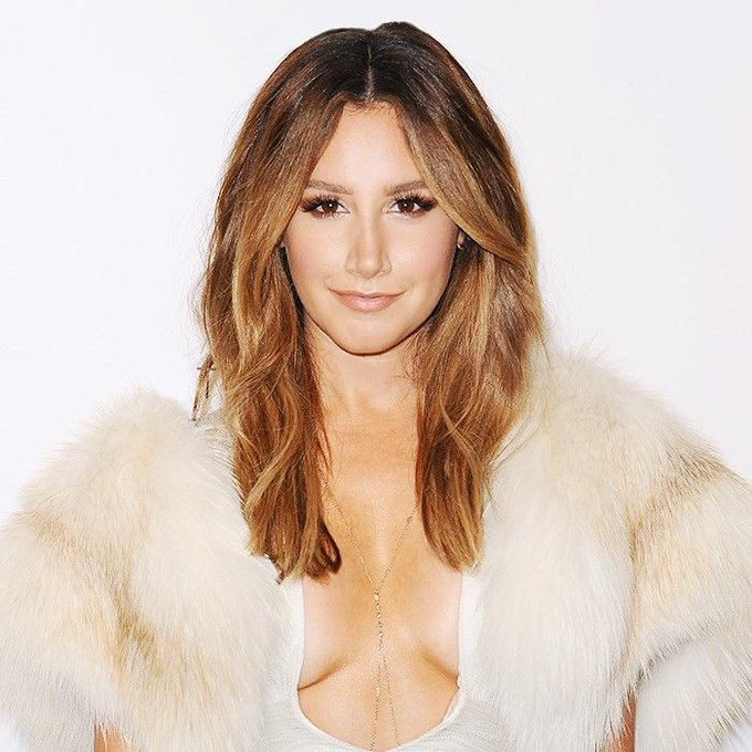 """The only way to grow is to challenge yourself.\"" - Ashley Tisdale Happy Birthday stunna"