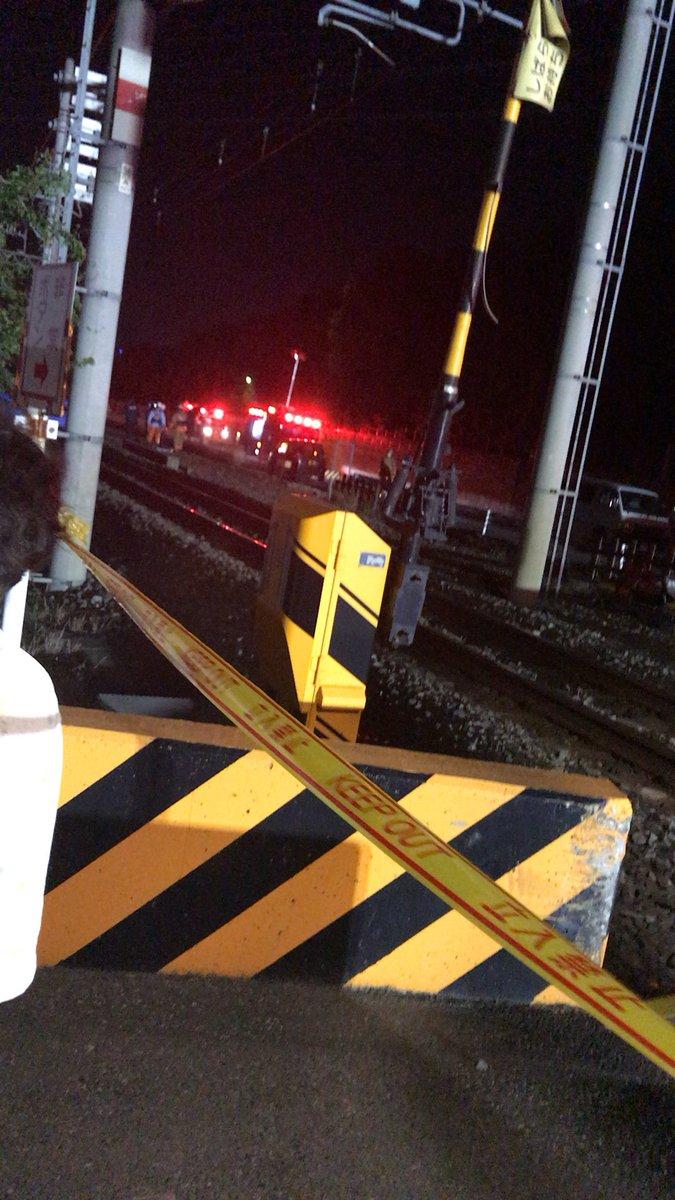 東武伊勢崎線の太田駅~韮川駅間で人身事故の画像