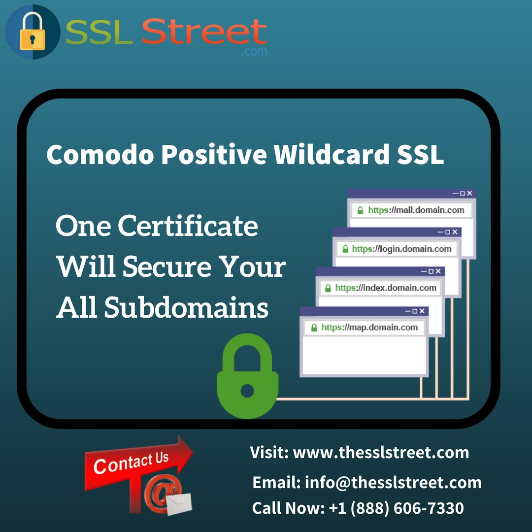 Thesslstreet On Twitter One Certificate Will Secure Your All