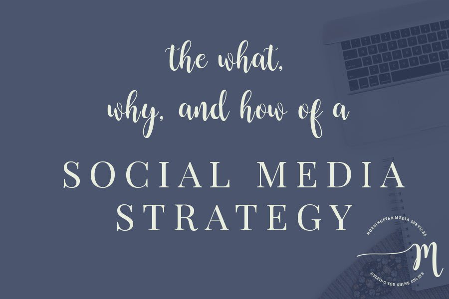The What, Why, and How of a Social Media Strategy  http://www. morningstarmediaservices.com/social-media-s trategy/ &nbsp; …  via @Morningstar_VA <br>http://pic.twitter.com/og5NoxcK27