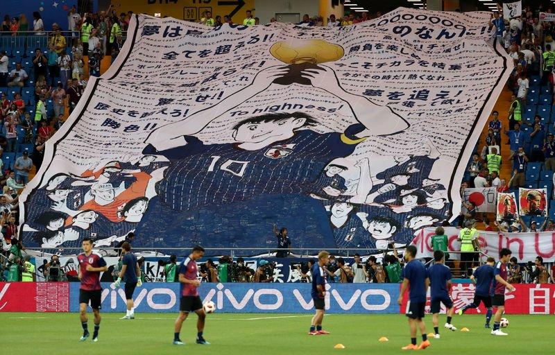 Bélgica venció 3-2 ante Japón