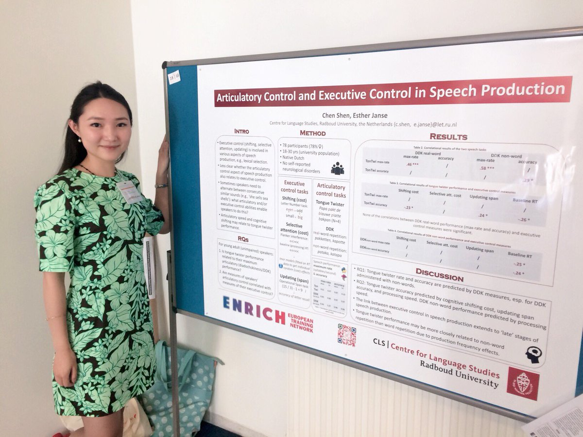 Presented the 1st poster of my PhD today at #iwlp2018 Wanna read the E-version of my poster? Link👉: https://t.co/UqDycRtshl. Thanks to those who have popped by 😁 https://t.co/Wi9uohYbuX