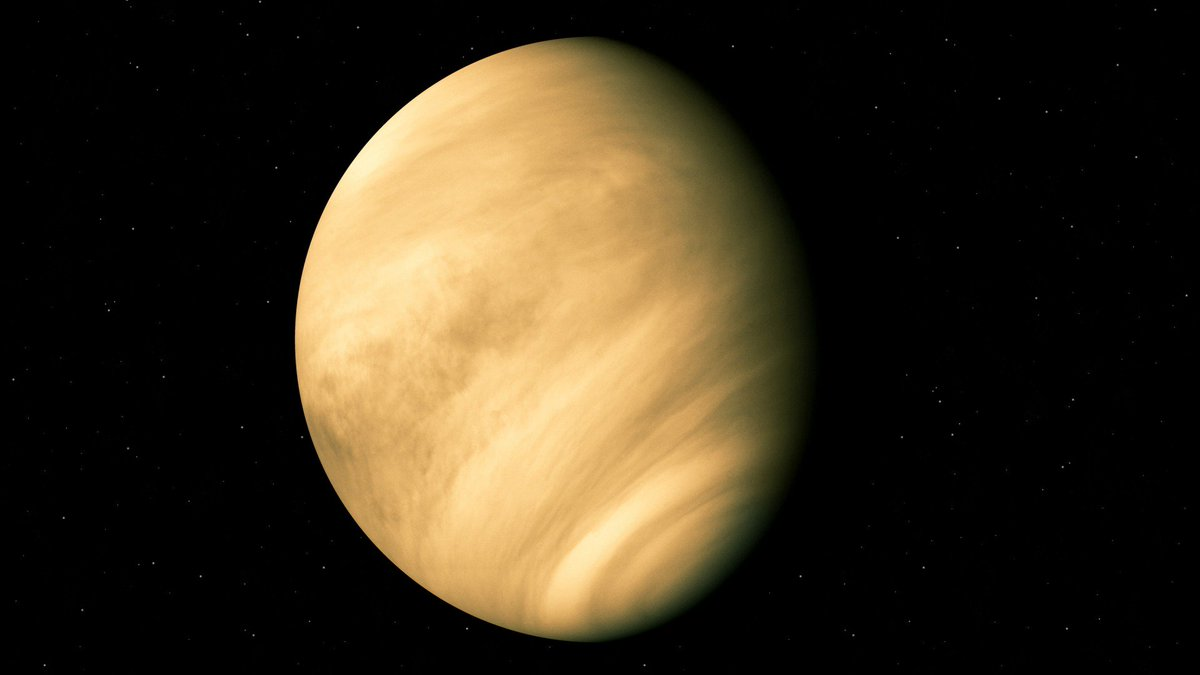 Venus is the second planet in our solar system and named after the Greek goddess of love In the sky Venus looks like just another bright star