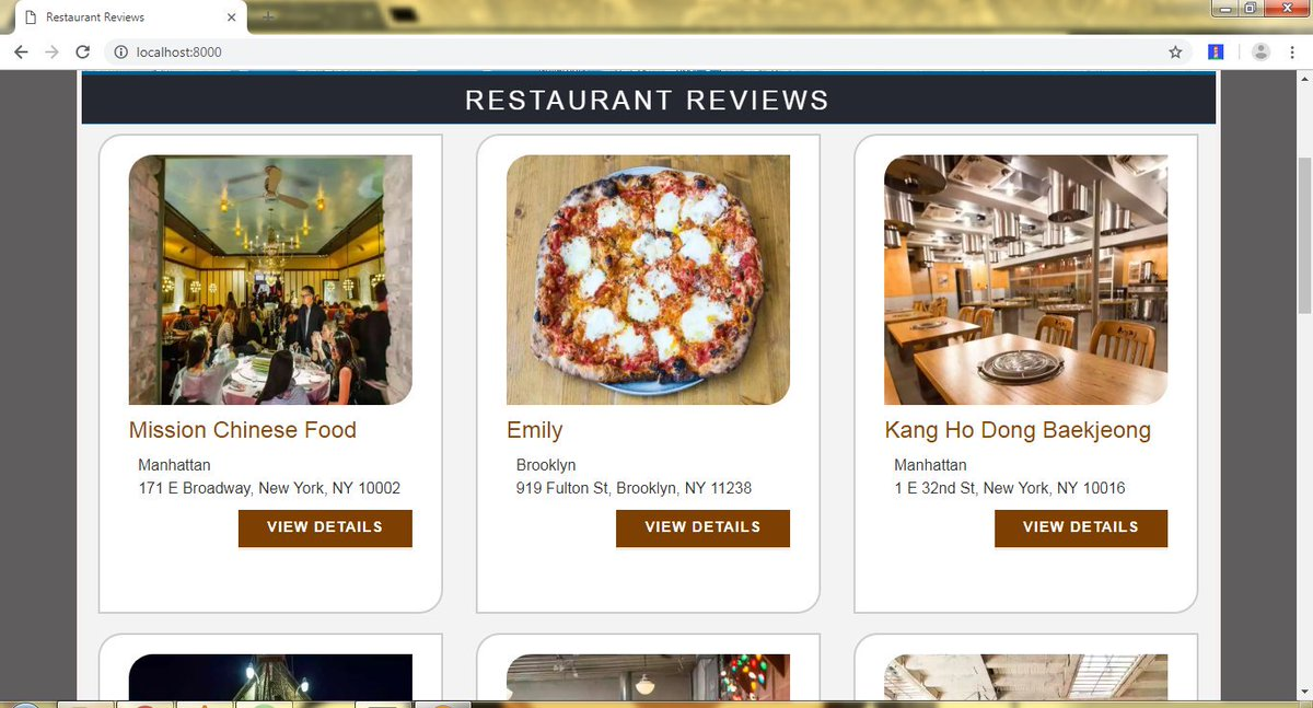Shreyanshu Shekhar On Twitter Restaurant Review App On