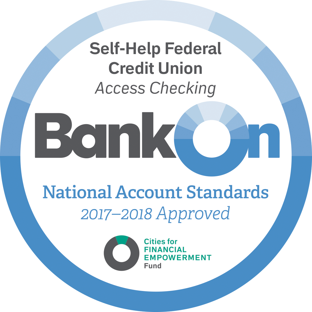 Thank you to @CFEfund and @SelfHelpFedCU for their support in helping us reach local communities. #BankOnLACounty #BankOnIt