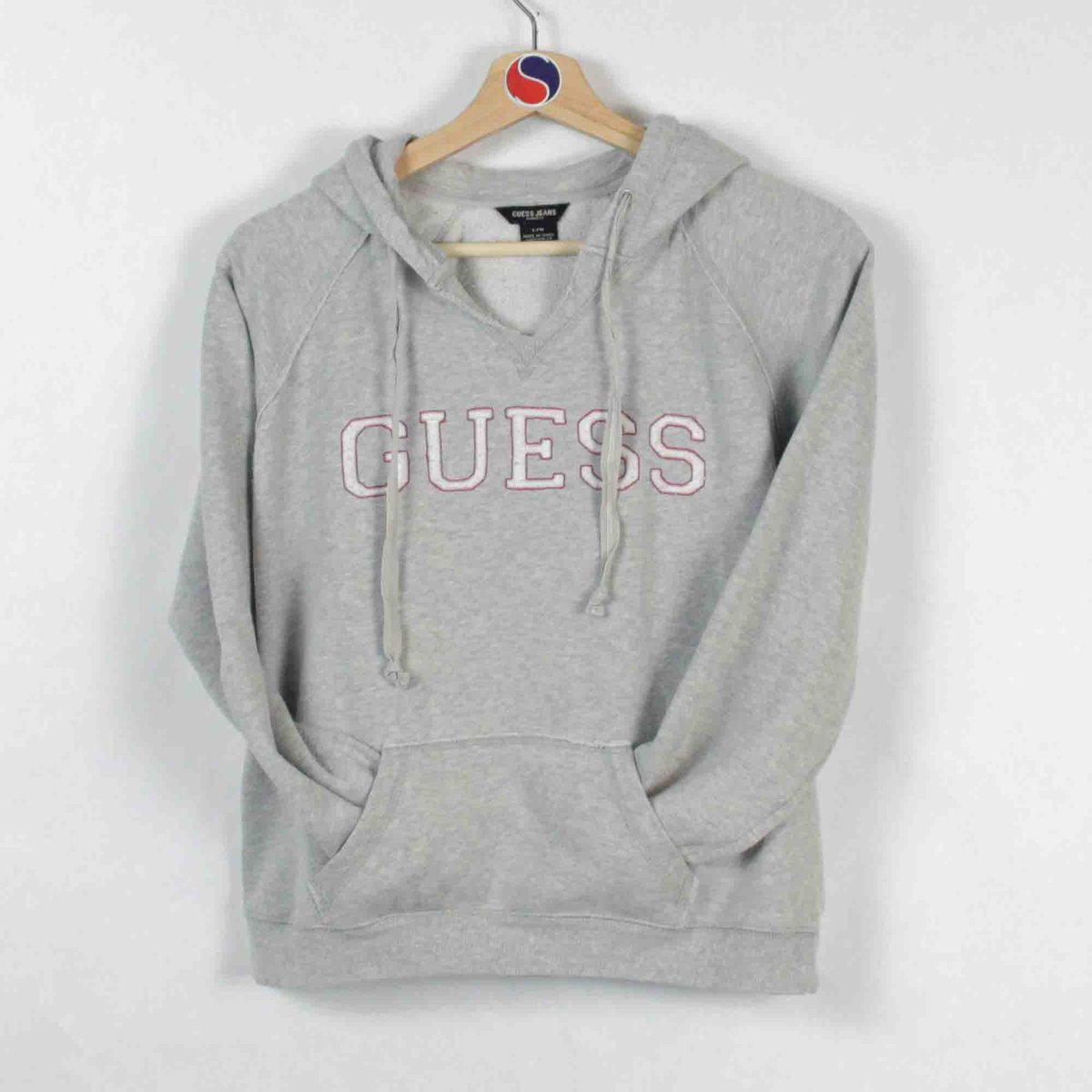 ccb87da02  39 CAD Free Shipping   https   www.offsuitedvintage.com product-page women-s-guess-jeans-hoodie-l-s  …
