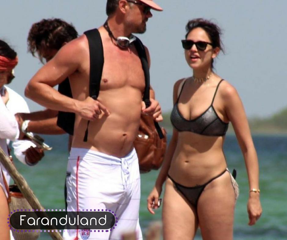 Eiza González se siente segura de su cuerpo, ¡y así lo demuestra!