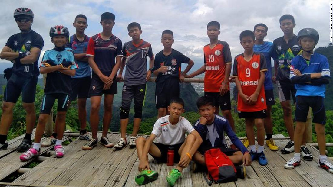 Twelve boys and their soccer coach have been found alive in a cave in Thailand after going missing nine days ago, an official says. Follow live updates: https://t.co/Woh972K2w3